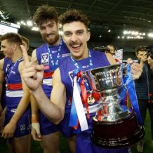 2016 VFL Grand Final - Footscray Bulldogs v Casey Scorpians