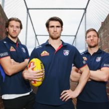 AFL 2016 Media - Western Bulldogs Media Opportunity 260916