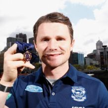 AFL 2016 Media - Patrick Dangerfield Media Call
