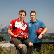 AFL 2016 Media - Ben Ainsworth and Will Hayward