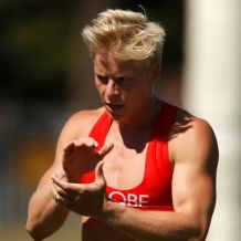 AFL 2016 Training - Sydney Swans 251116