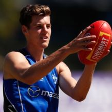 AFL 2016 Training - North Melbourne 121216