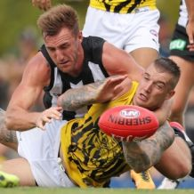 AFL 2017 JLT Community Series - Richmond v Collingwood