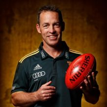 AFL 2017 Portraits - Alastair Clarkson