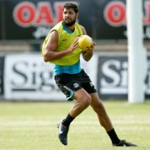 AFL 2017 Training - Port Adelaide 230317