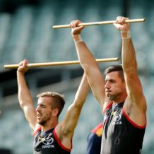 AFL 2017 Training - Adelaide 230317