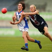TAC 2017 Round 01 - Oakleigh Chargers v Sandringham Dragons