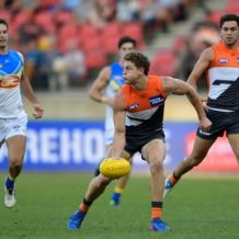 AFL 2017 Round 02 - GWS Giants v Gold Coast