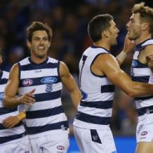 AFL 2017 Round 02 - Geelong v North Melbourne