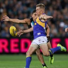 AFL 2017 Round 07 - Port Adelaide v West Coast