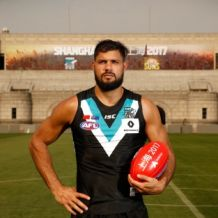 AFL 2017 Training - Port Adelaide 110517