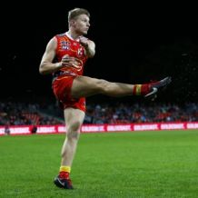 AFL 2017 Round 13 - Gold Coast v Carlton