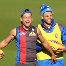 AFL 2017 Training - Western Bulldogs 230617