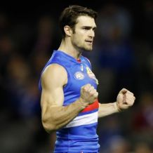 AFL 2017 Round 14 - Western Bulldogs v North Melbourne