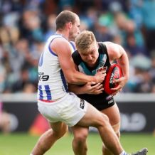 AFL 2017 Round 17 - Port Adelaide v North Melbourne