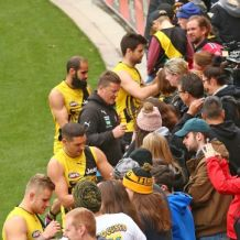 AFL 2017 Training - Richmond 150917