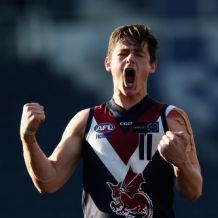 TAC CUP 2017 1st Preliminary Final - Oakleigh Chargers v Sandringham Dragons