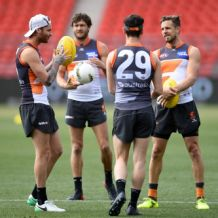 AFL 2017 Training - GWS Giants 200917