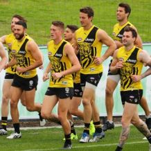 AFL 2017 Training - Richmond 210917