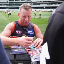 AFL 2017 Training - GWS Giants 220917