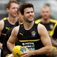 AFL 2017 Training - Richmond 250917