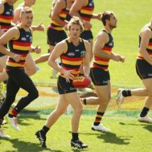 AFL 2017 Training - Adelaide Crows 270917