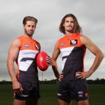 AFL 2018 Media - GWS Giants Leadership Group Announcement