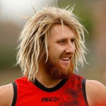 AFL 2018 Training - Essendon 100418