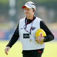AFL 2018 Training - Essendon 190418