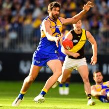 AFL 2018 Round 09 - West Coast v Richmond