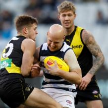 AFL 2018 Round 13 - Geelong v Richmond