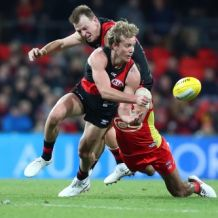 AFL 2018 Round 17 - Gold Coast v Essendon