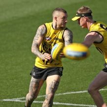 AFL 2018 Training - Richmond 190918