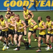 AFL 2018 Training - Richmond 200918