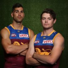 AFL 2018 Media - Brisbane Lions Media Opportunity 191018