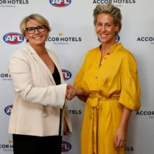 AFL 2018 Media - AFL and Accor Hotels Announcement