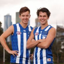 AFL 2018 Media - North Melbourne Media Opportunity 281118