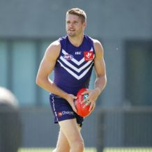 AFL 2018 Training - Fremantle 051218