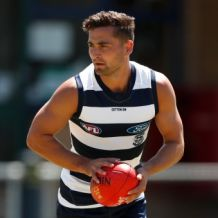 AFL 2018 Training - Geelong Cats 051218