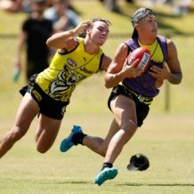 AFL 2019 Training - Tigers on the Gold Coast