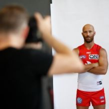 AFL 2019 Media - Sydney Swans Team Photo Day