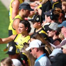 AFL 2019 Training - Richmond 020219