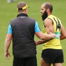 AFL 2019 Training - Richmond 190319