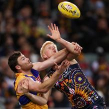 AFL 2019 Round 10 - Adelaide v West Coast