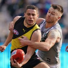 AFL 2019 Round 18 - Richmond v Port Adelaide