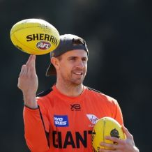 AFL 2019 Training - GWS 130819