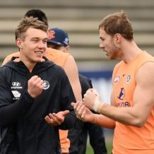 AFL 2019 Training - Carlton 130819