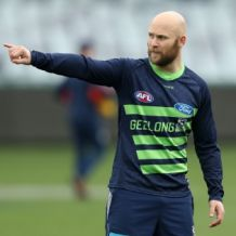 AFL 2019 Training - Geelong 140819