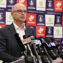 AFL 2019 Media - Fremantle Press Conference