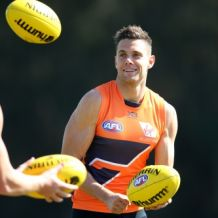 AFL 2019 Training - GWS 060919